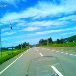 [セローの旅2016夏6]ニセコ~滝上町 ツーリングで温泉とグルメ